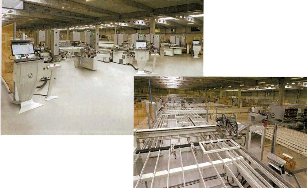 Soenen Hendrik, оборудование для производства пластиковых окон, Fanuc