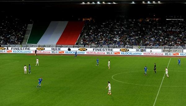 SPI finestre, производитель окон из ПВХ, алюминия и дерева, ФК Милан