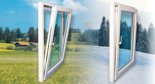 пластиковые окна, окна ПВХ