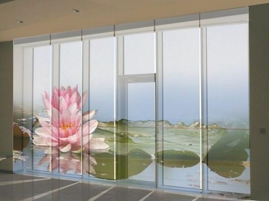 Фотореалистичные шторы, Linea Maison