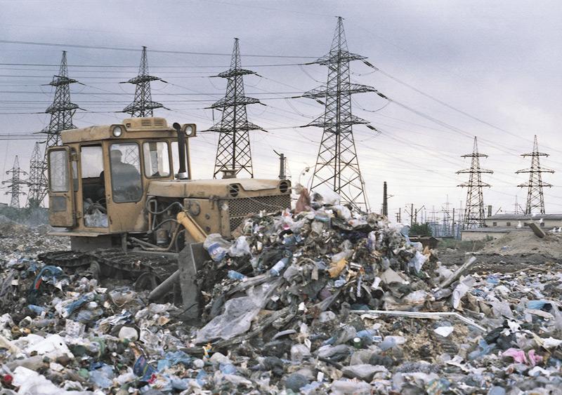 Rлассификация пластиковых отходов