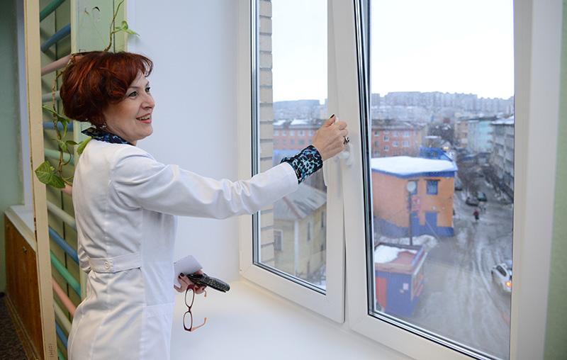 Проект «Тёплое окно», замена окон, установка пластиковых окон