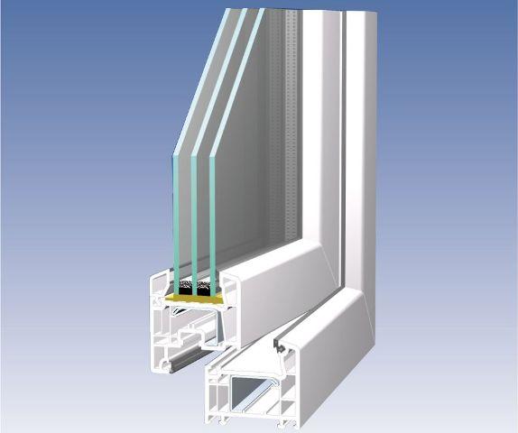 ПВХ, ПВХ-профиль, пластиковые окна и двери
