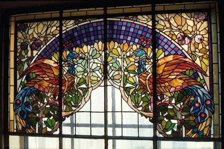 Витражные окна, Yokohama Stained Glass Studio