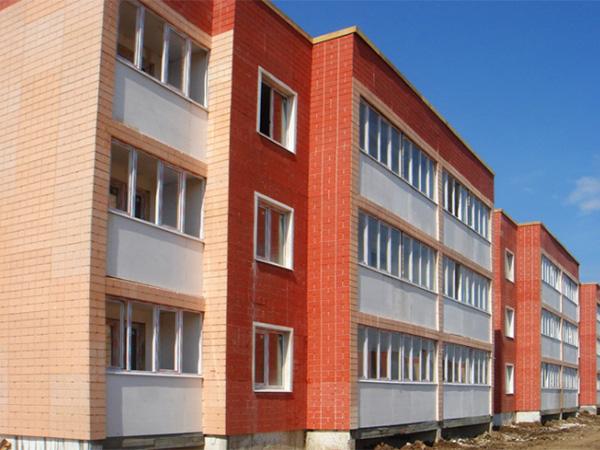 ПВХ окна для малоэтажного строительства