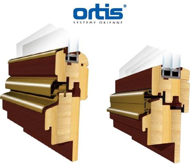 Деревянные реставрационные окна, ORTIS