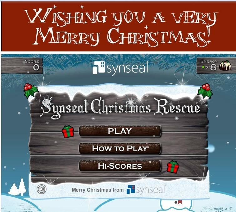 Новогоднее поздравление оконному рынку, Synseal