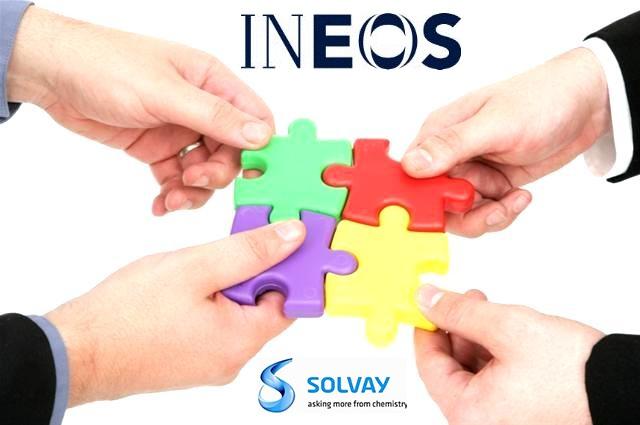 INEOS, производство ПВХ, Solvay