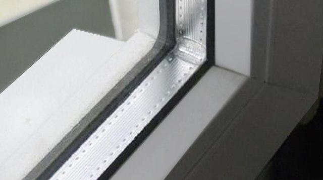 дистанционная рамка, стеклопакет