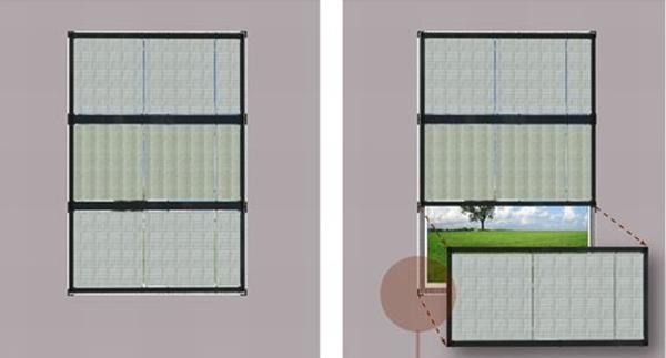 Солнцезащитный аксессуар на окна, Window Frame Chair